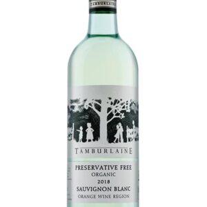 Tamburlaine Preservative Free Organic Sauvignon Blanc