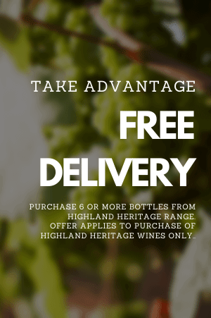 HIGHLAND HERITAGE FREE DELIVERY